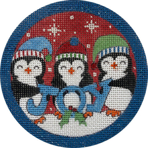 3 Penguins Joy
