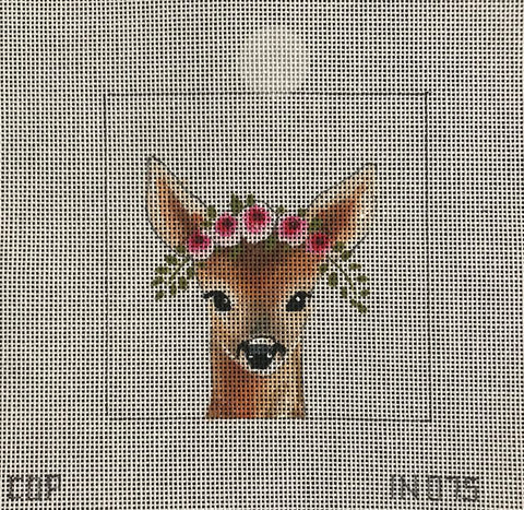 Deer w/Floral Crown