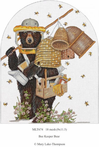 Bee Keeper Bear