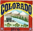 Colorado Postcard - BeStitched Needlepoint