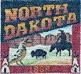 North Dakota Postcard