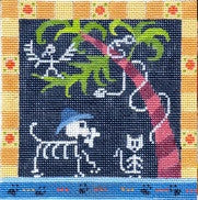Animals - DOD - BeStitched Needlepoint