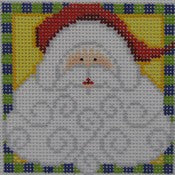Santa with the Curly Beard 1365B