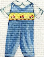 Baby Boy Smocked Suit ab199b