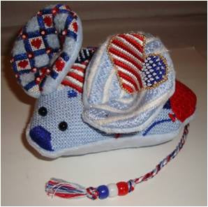 Fourth of July Mouse