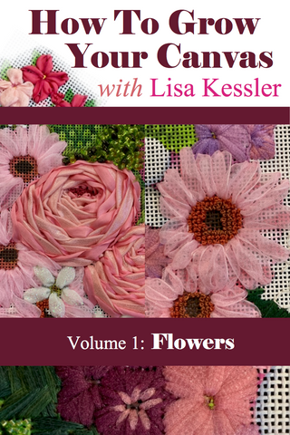 How to Grow Your Canvas Volume I: Flowers