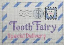 Mini Tooth Fairy Letter
