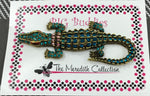 #43 Blue Jewel Crocodile