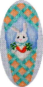 Aqua Lattice/Bunny/Carrots Carrot