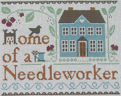 Home of a Needleworker©Little House Needleworks