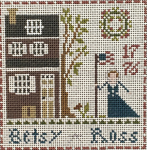 Betsy Ross©Little House Needleworks