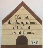 Its not drinking…CAT
