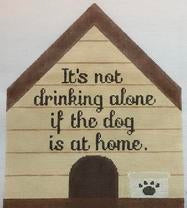 Its not drinking…DOG