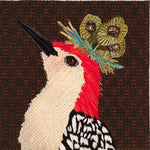Feathered Fascinator Series - BeStitched Needlepoint