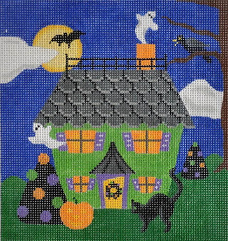 Halloween Holiday House