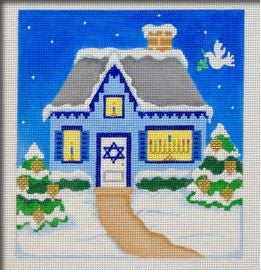 Hanukkah Holiday House