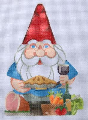 Cookie Gnome - BeStitched Needlepoint