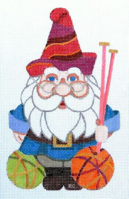 Knitting Gnome