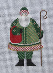 St/ Patrick Kringle - includes stitch guide