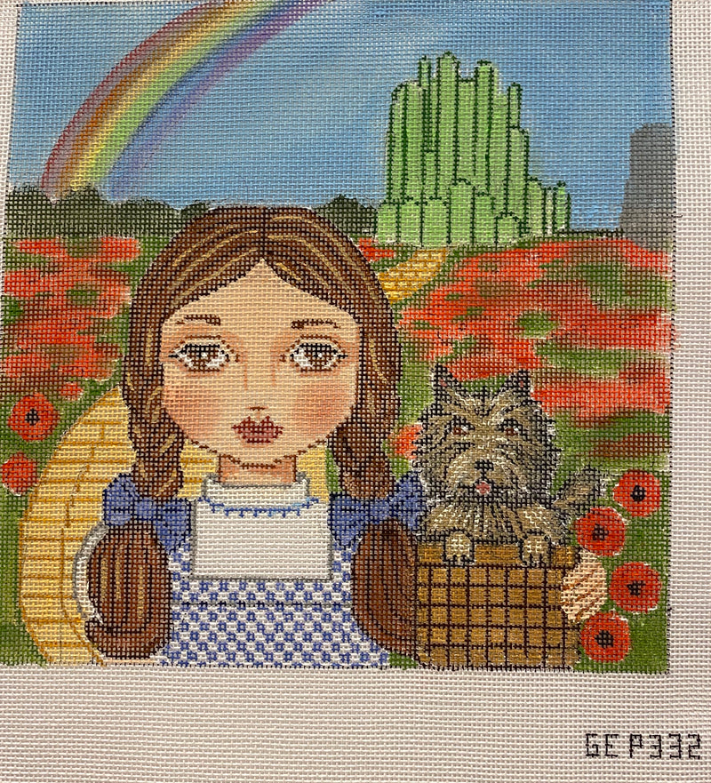 GE-P332-Dorothy of Oz Portrait