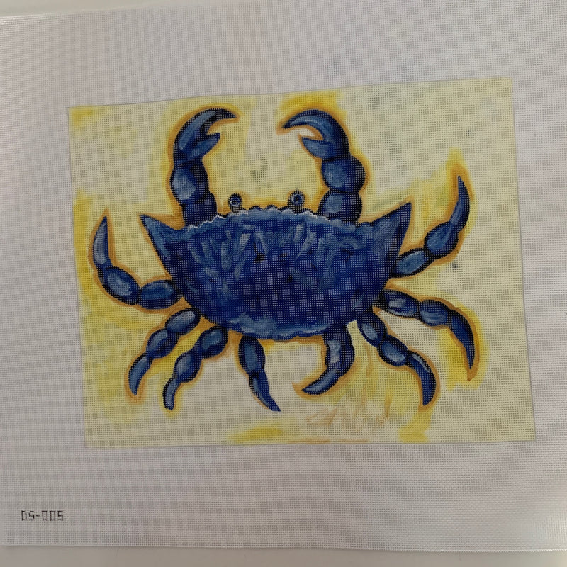 DS005 Blue crab