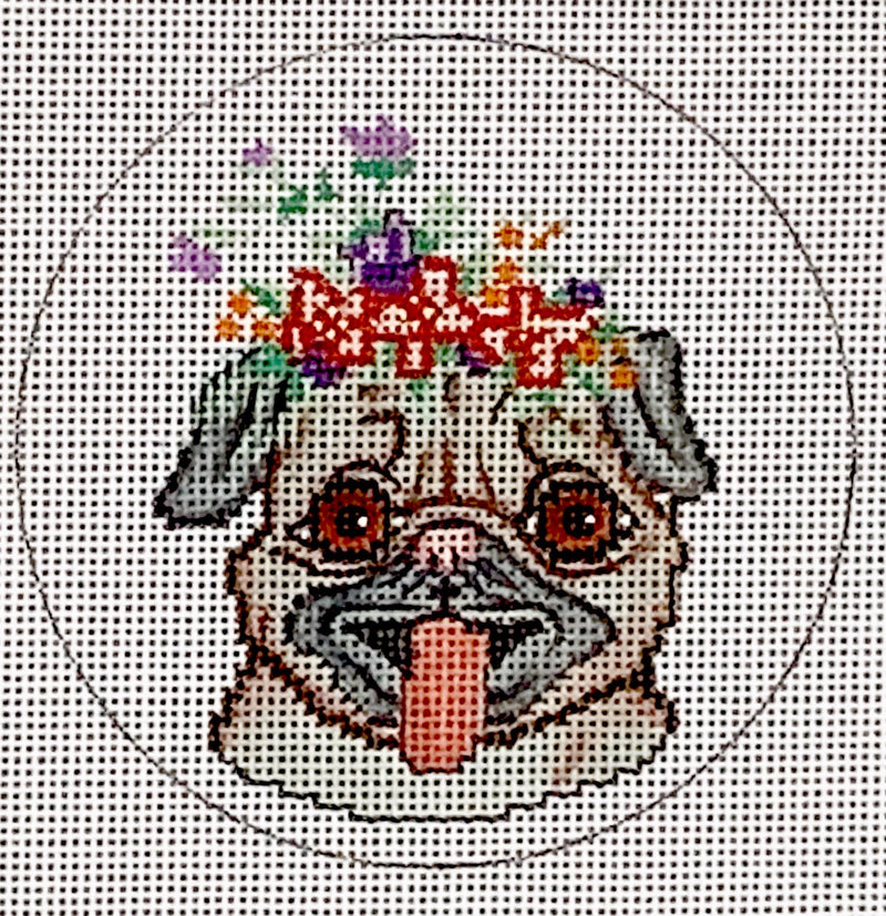 JA-06  - Happy Pug