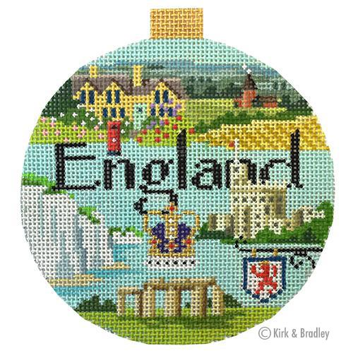 KB 1516 - Travel Round - England