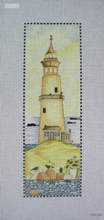 Autumn Lighthouse