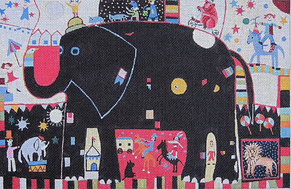 Circus - BeStitched Needlepoint