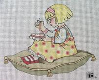 Anna Estelle Sewing