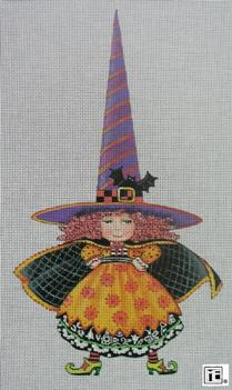 Fitting Hat Witch