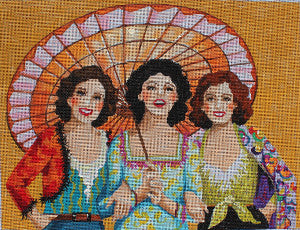 Friends for Life - BeStitched Needlepoint