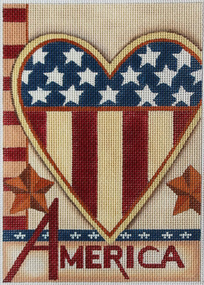 JS 822 - HEART OF AMERICA