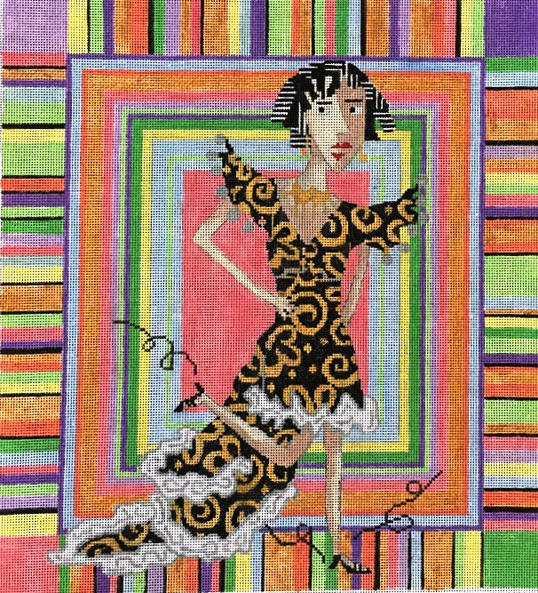 Penny Macleod:PM329 Come Dance With Me 12x13