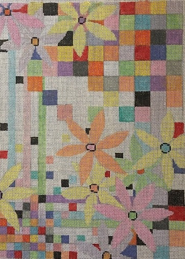 Penny Macleod:PM506 Daisy Chain 8 x 11 18M