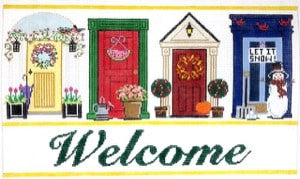 Welcome Doors