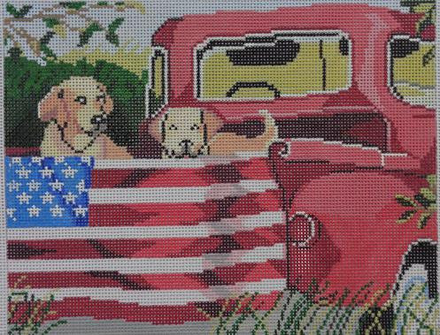 Red Truck Dogs