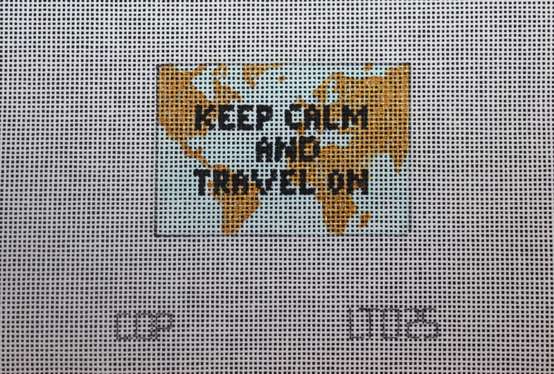 LT025 - Keep Calm & Travel On