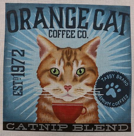 Orange Cat Coffee Company