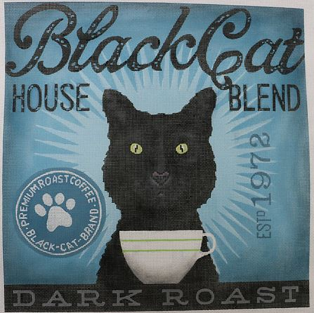Black Cat House Blend
