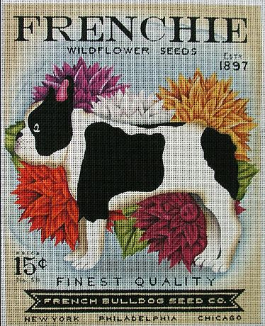 Frenchie Wildflower Seeds