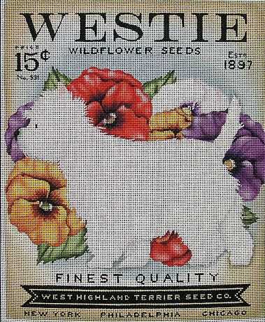 Westie Wildflower Seeds