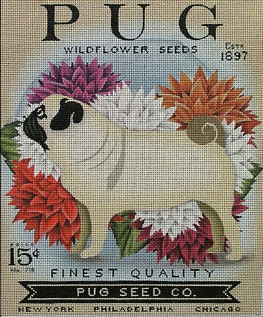 Pug Wildflower Seeds