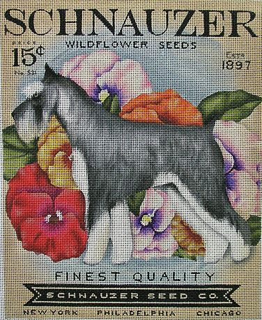 Schnauzer Wildflower Seeds