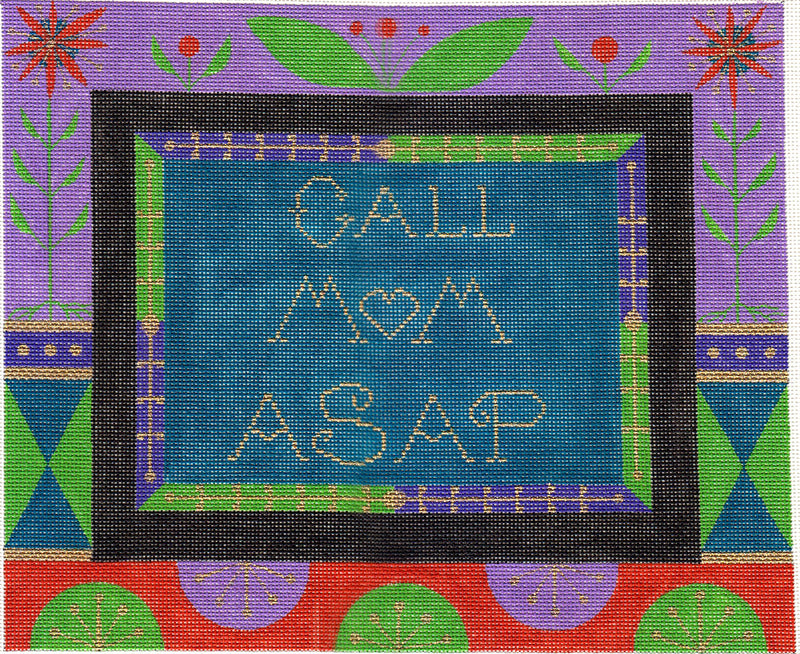 Call Mom ASAP - Black