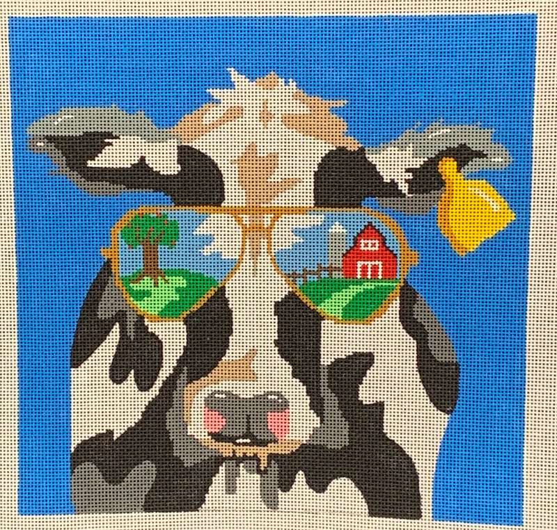 ZIA-128 - Sunglasses Cow