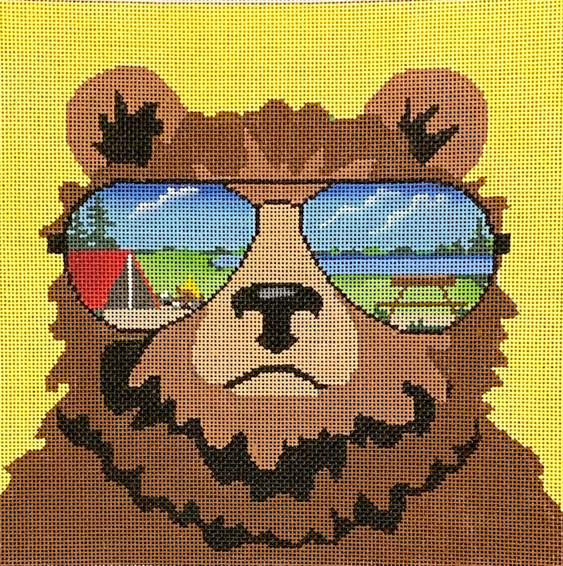 ZIA-157 - Sunglasses Bear