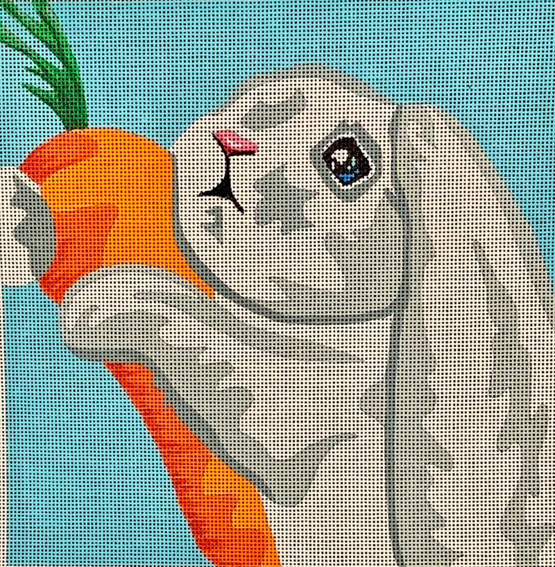ZIA-160 - Bunny with Carrot