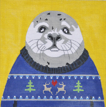 ZIA-96 - Holiday Sweater Seal