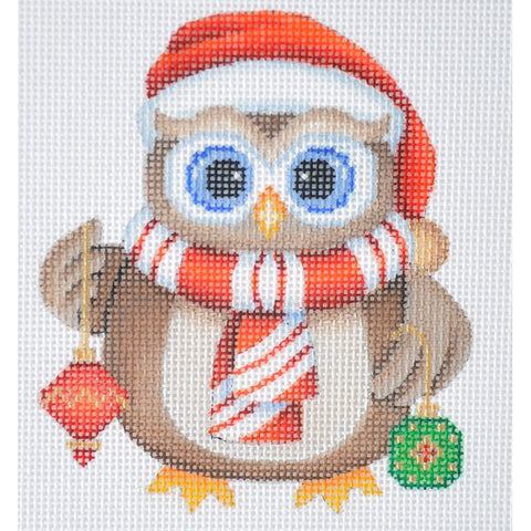 Mini Christmas Owl